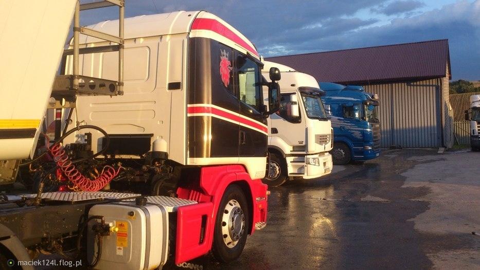 Scania & Renault Premium