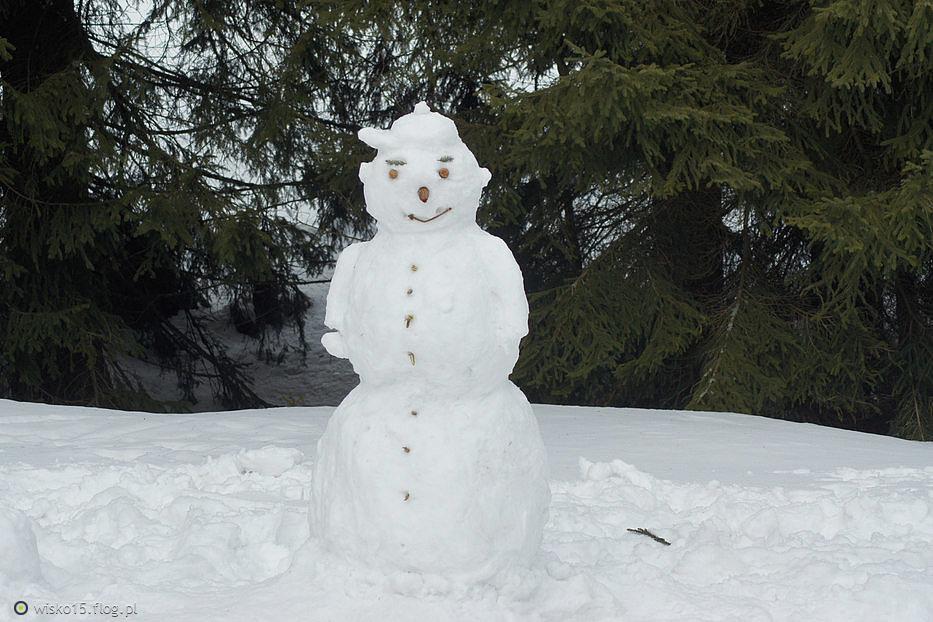 Zimowo witam :)