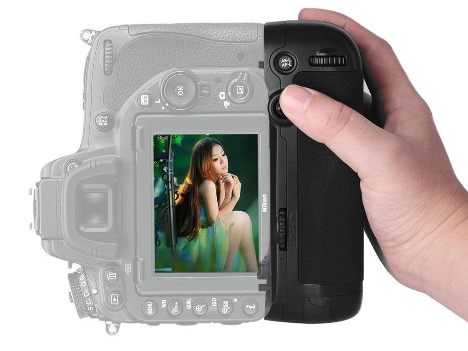 Nowe gripy Meike do Nikona D750