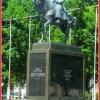 Lubelski pomnik marszałka<br /> Józefa Piłsudskiego w Lu<br />blinie.