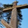 Krzyż wotywny prawosławny