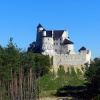 Zamek w Bobolicach.