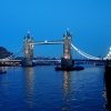 London in the blue...cd