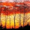 Zachód słońca po burzy... ::
