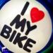 I love my bike ::
